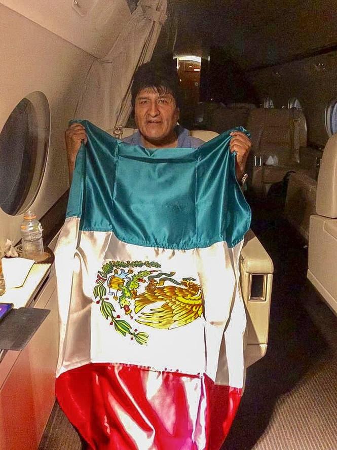 Gian nan đường đến Mexico tị nạn của cựu Tổng thống Bolivia - ảnh 2