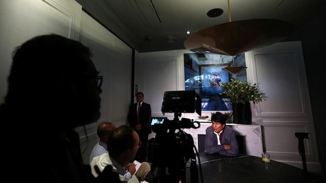 Cựu Tổng thống Bolivia nói Mỹ muốn đưa ông tới Guantanamo - ảnh 1
