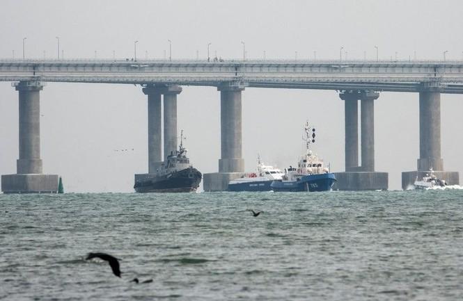 Hôm nay, Nga trao trả 3 tàu hải quân bị bắt giữ cho Ukraine - ảnh 2