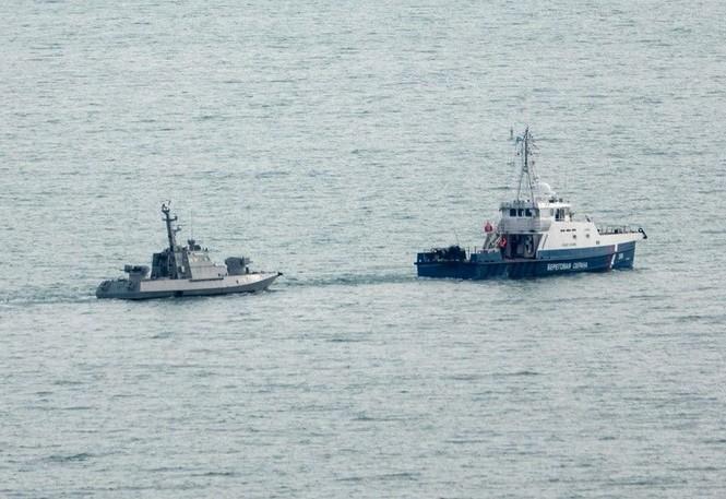 Hôm nay, Nga trao trả 3 tàu hải quân bị bắt giữ cho Ukraine - ảnh 1