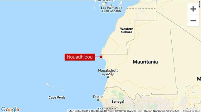 Thuyền chở người nhập cư chìm trên Đại Tây Dương, 58 người bỏ mạng - ảnh 1
