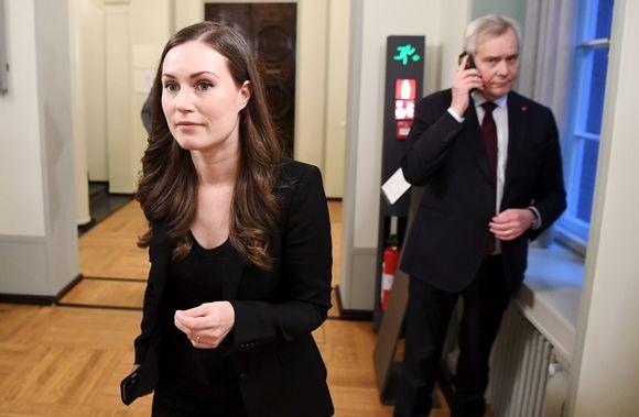Bất ngờ về thân thế nữ Thủ tướng trẻ nhất thế giới của Phần Lan - ảnh 5