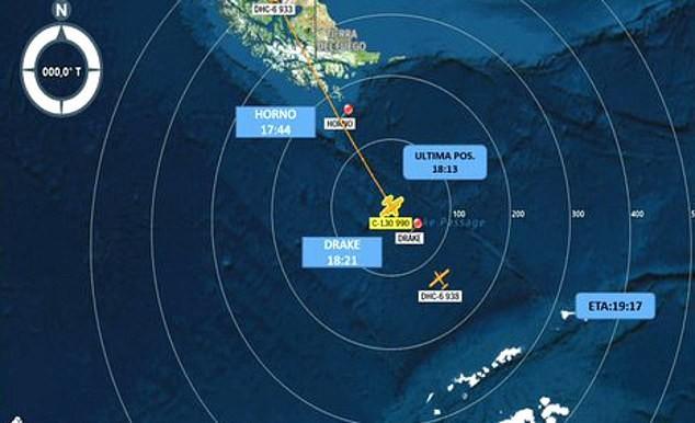 Chile xác nhận máy bay chở 38 người rơi trên đường đến Nam Cực - ảnh 1