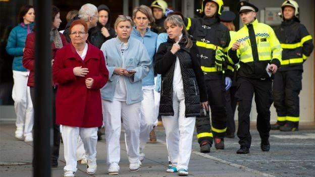 CH Séc: Xả súng giữa bệnh viện, 6 người mất mạng - ảnh 2