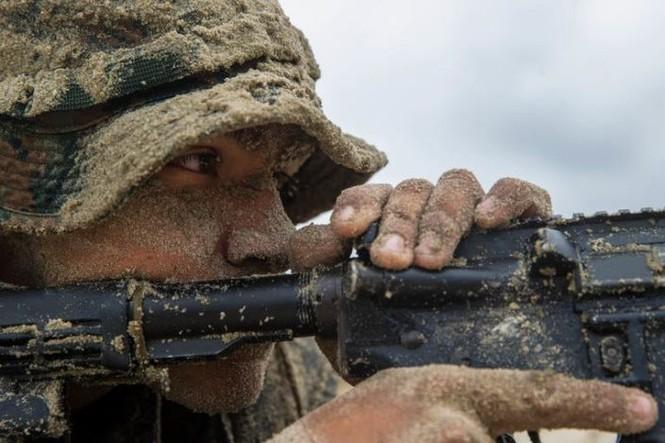 Đã mắt ngắm 11 hình ảnh của quân đội Mỹ trong năm 2019 - ảnh 7