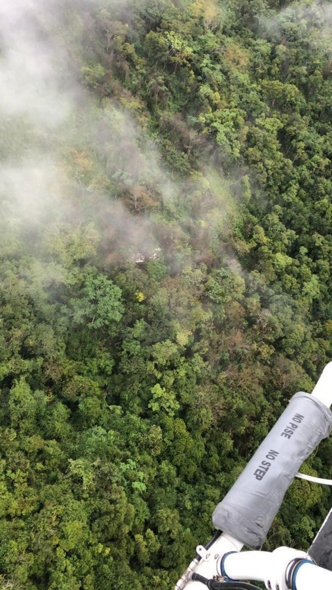 Máy bay chở doanh nhân, người mẫu rơi ở Venezuela, 9 người mất mạng - ảnh 1