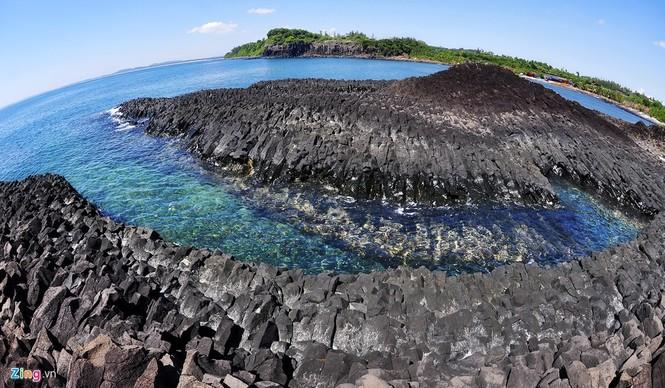 300 di sản triệu năm trong công viên địa chất Lý Sơn - Sa Huỳnh - ảnh 13