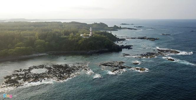 300 di sản triệu năm trong công viên địa chất Lý Sơn - Sa Huỳnh - ảnh 11