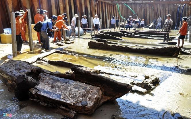 300 di sản triệu năm trong công viên địa chất Lý Sơn - Sa Huỳnh - ảnh 15