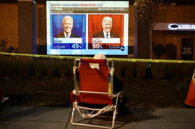 Mỹ sắp có cuộc bầu cử nhiều người bỏ phiếu nhất trong một thế kỉ - ảnh 10