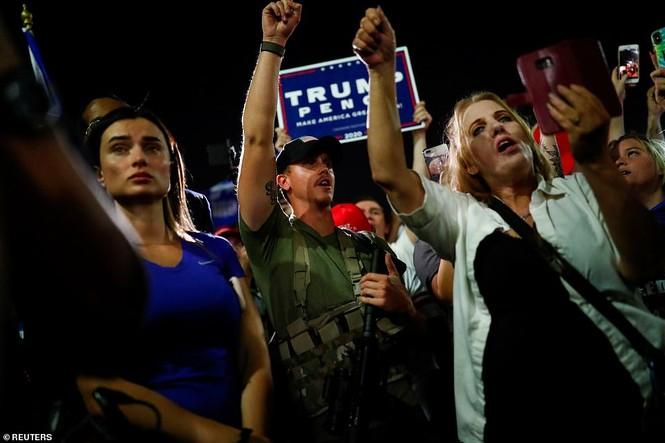 Mỹ: Biểu tình hậu bầu cử lan khắp nước Mỹ, 60 người bị bắt - ảnh 5