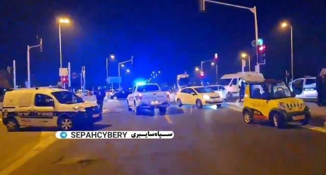 Video cảnh 'quan chức tình báo Israel bị ám sát', nghi là đòn trả đũa của Iran? - ảnh 2