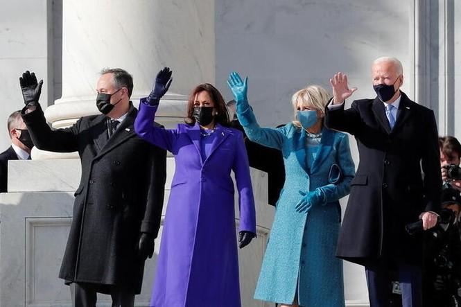 Trực tiếp: Ông Joe Biden tuyên thệ nhậm chức Tổng thống Mỹ thứ 46 - ảnh 18