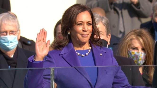 Trực tiếp: Ông Joe Biden tuyên thệ nhậm chức Tổng thống Mỹ thứ 46 - ảnh 15