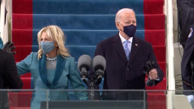 Trực tiếp: Ông Joe Biden tuyên thệ nhậm chức Tổng thống Mỹ thứ 46 - ảnh 17