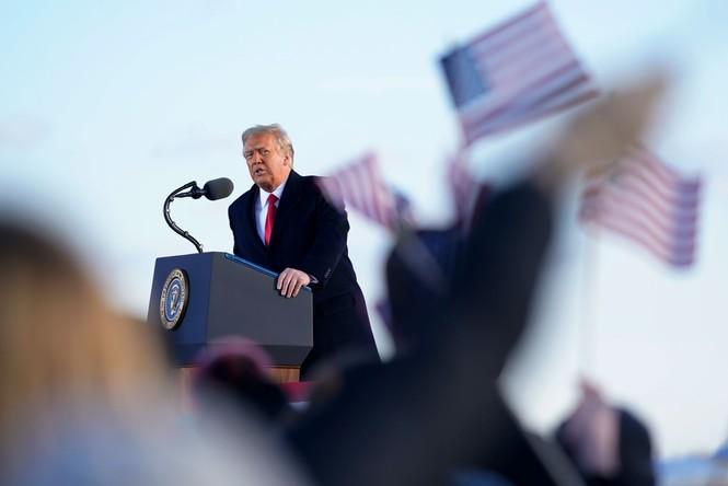Trực tiếp: Ông Joe Biden tuyên thệ nhậm chức Tổng thống Mỹ thứ 46 - ảnh 37