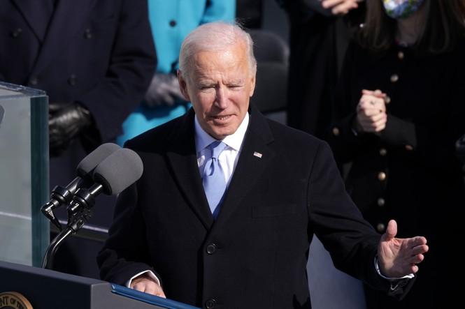 Trực tiếp: Ông Joe Biden tuyên thệ nhậm chức Tổng thống Mỹ thứ 46 - ảnh 6