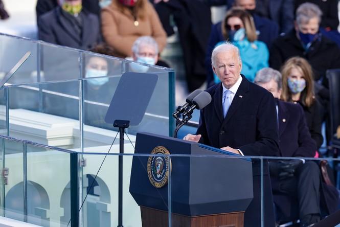 Trực tiếp: Ông Joe Biden tuyên thệ nhậm chức Tổng thống Mỹ thứ 46 - ảnh 3
