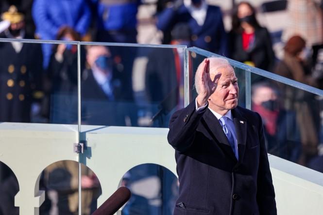 Trực tiếp: Ông Joe Biden tuyên thệ nhậm chức Tổng thống Mỹ thứ 46 - ảnh 2