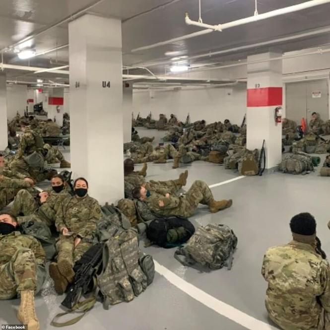 Mỹ: Hàng loạt thống đốc bang tức giận, yêu cầu Vệ binh quốc gia rút khỏi Washington - ảnh 2