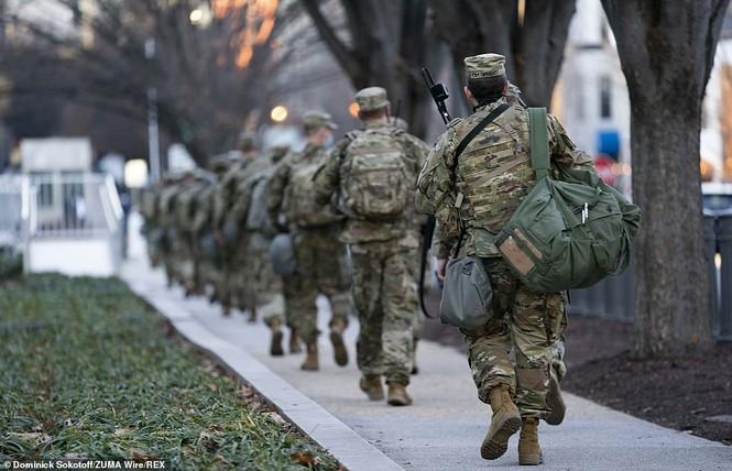 Mỹ: Hàng loạt thống đốc bang tức giận, yêu cầu Vệ binh quốc gia rút khỏi Washington - ảnh 4