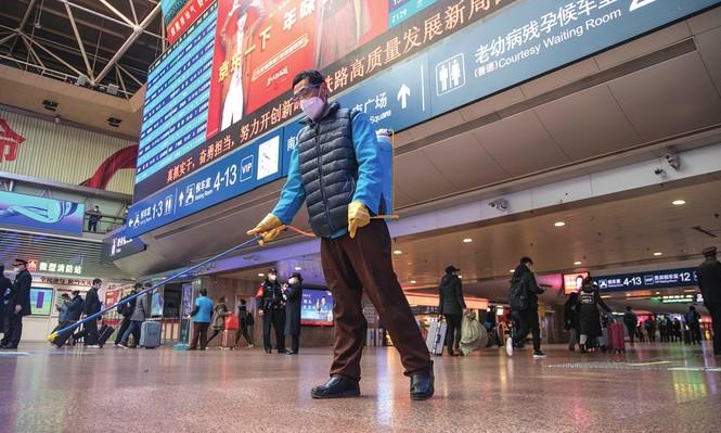 Người Trung Quốc bắt đầu cuộc di cư hàng năm lớn nhất thế giới - Ảnh 2.