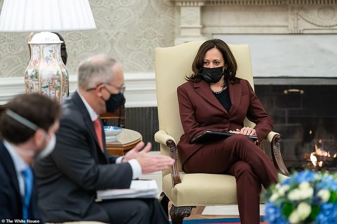 Loạt ảnh hiểm về cuộc sống trong Nhà Trắng của Tổng thống Joe Biden - ảnh 5