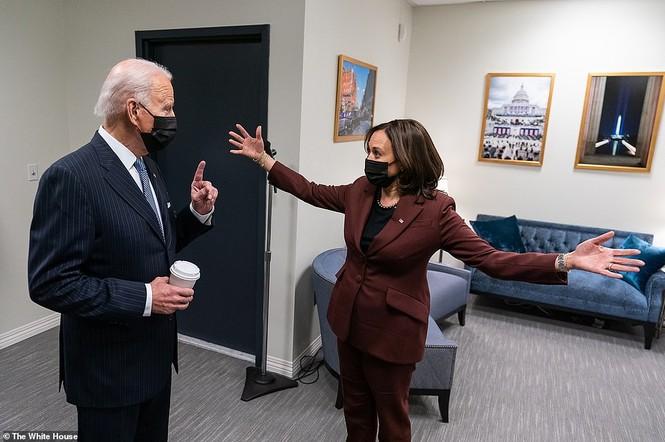 Loạt ảnh hiểm về cuộc sống trong Nhà Trắng của Tổng thống Joe Biden - ảnh 7
