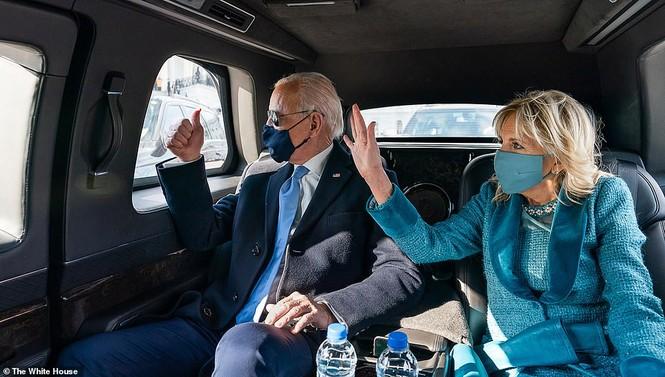 Loạt ảnh hiểm về cuộc sống trong Nhà Trắng của Tổng thống Joe Biden - ảnh 10