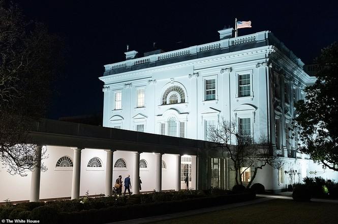 Loạt ảnh hiểm về cuộc sống trong Nhà Trắng của Tổng thống Joe Biden - ảnh 11