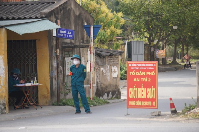 Phong tỏa Bệnh viện GTVT Hải Phòng - ảnh 6