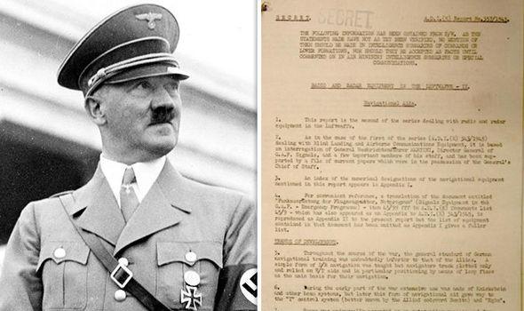 vũ khí bí mật của Adolf Hitler máy bay ném bom tia laser nhà toán học Đức - ảnh 2
