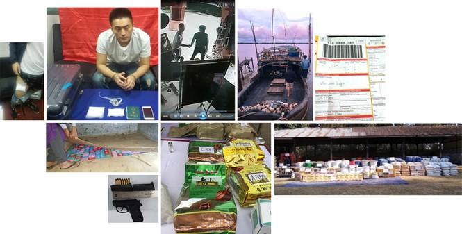trùm ma túy châu Á Tse Chi Lop tam giác vàng meth thuốc lắc heroin  - ảnh 2