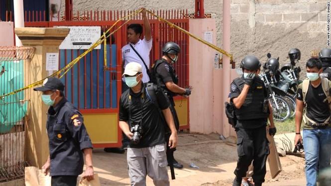 người giúp việc ô-sin Indonesia Singapore Hong Kong IS tuyển dụng tài trợ khủng bố - ảnh 3