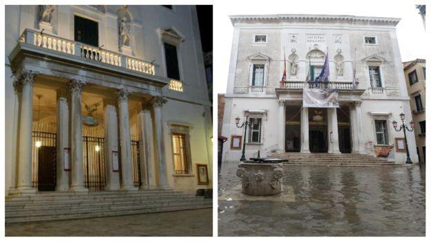 Venice ngập trong nước triều cường lịch sử - ảnh 3