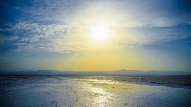 Dallol núi lửa ao mặn axit suối nước nóng không có vi sinh vật Ethiopia - ảnh 24