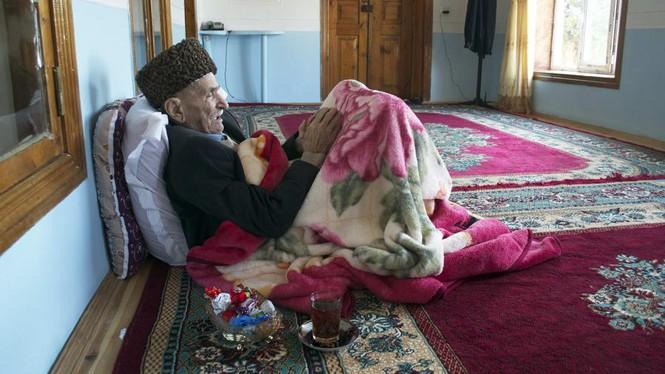 thượng thọ sống lâu nhất thế giới 168 tuổi Lerik Azerbaijan bảo tàng trường thọ Bác Hồ - ảnh 6