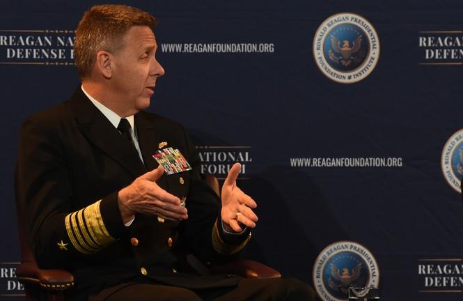 Trung Quốc quân sự hóa biển Đông đe dọa tự do hàng hải Mỹ điều máy bay tư lệnh Thái Bình Dương - ảnh 1