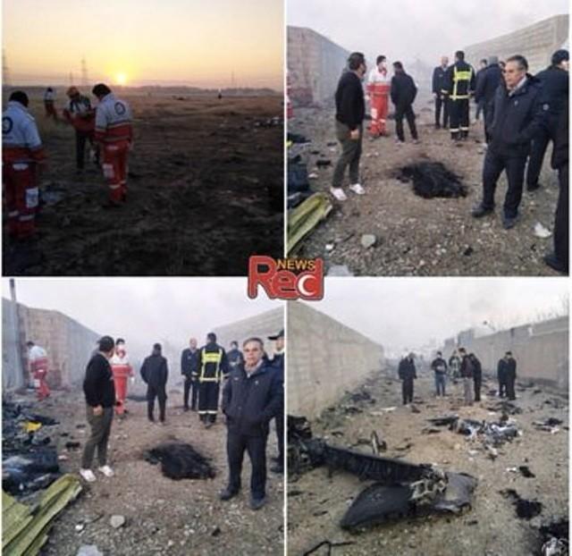 máy bay Boeing rơi Ukraine Iran không kích căn cứ quân sự Mỹ ở Iraq - ảnh 2