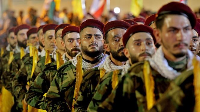 Chiến tranh Mỹ Iran sức mạnh quân sự lực lượng ủy nhiệm máy bay tàu chiến tên lửa Trung Đông - ảnh 3