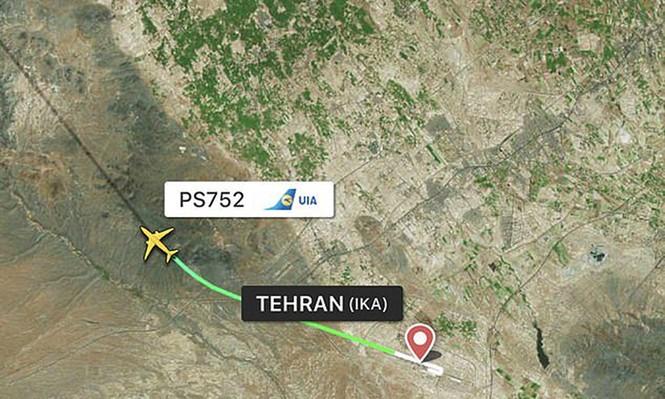 máy bay Boeing rơi Ukraine Iran không kích căn cứ quân sự Mỹ ở Iraq - ảnh 4