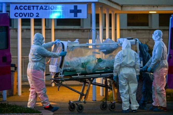Covid 19, Italy, Mỹ, Nhân viên y tế, Tử vong, Cuba, Coronavirus mới, Đóng cửa biên giới - ảnh 1