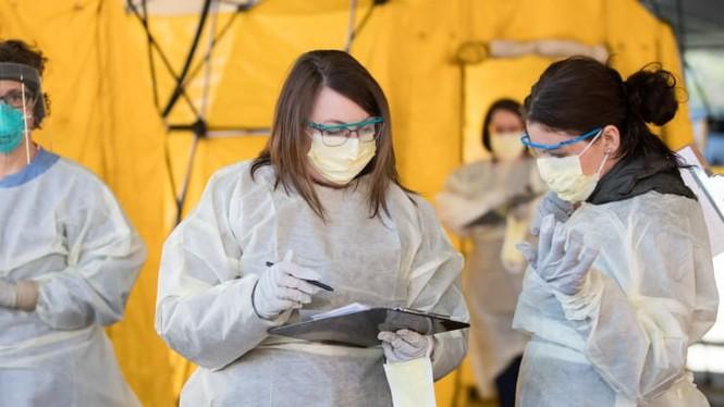 Covid 19, Italy, Mỹ, Nhân viên y tế, Tử vong, Cuba, Coronavirus mới, Đóng cửa biên giới - ảnh 2