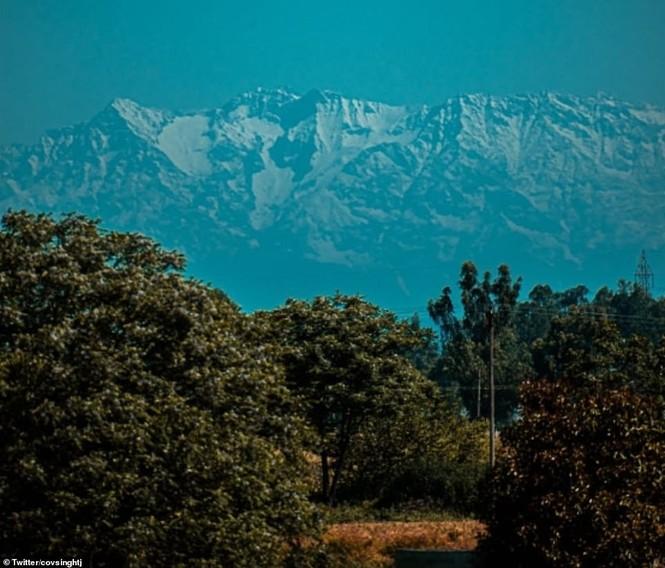 COVID-19, Corona, Himalaya, Ấn Độ, Ô nhiễm không khí, Phong tỏa, Nepal, Leo núi, Trung Quốc - ảnh 3