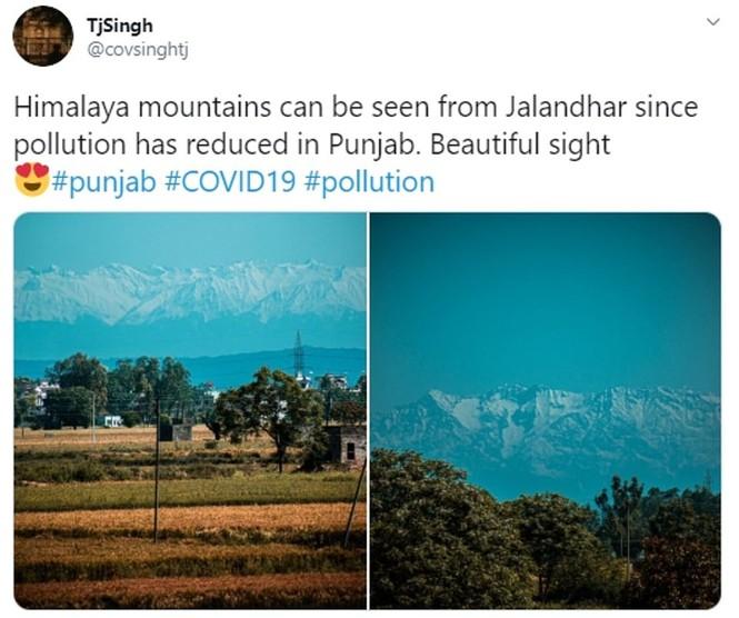 COVID-19, Corona, Himalaya, Ấn Độ, Ô nhiễm không khí, Phong tỏa, Nepal, Leo núi, Trung Quốc - ảnh 4