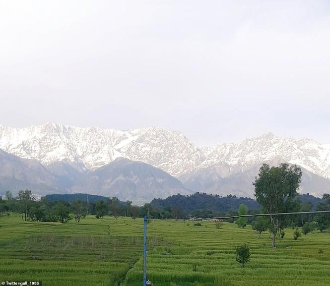 COVID-19, Corona, Himalaya, Ấn Độ, Ô nhiễm không khí, Phong tỏa, Nepal, Leo núi, Trung Quốc - ảnh 8