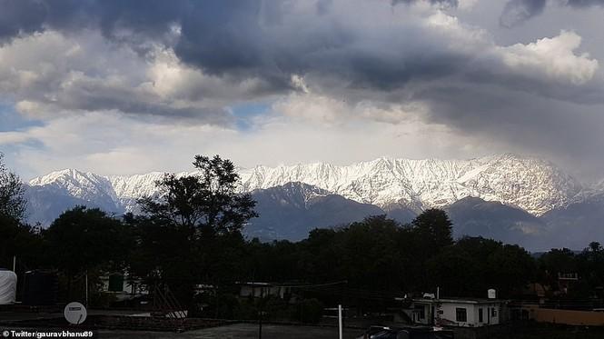 COVID-19, Corona, Himalaya, Ấn Độ, Ô nhiễm không khí, Phong tỏa, Nepal, Leo núi, Trung Quốc - ảnh 9