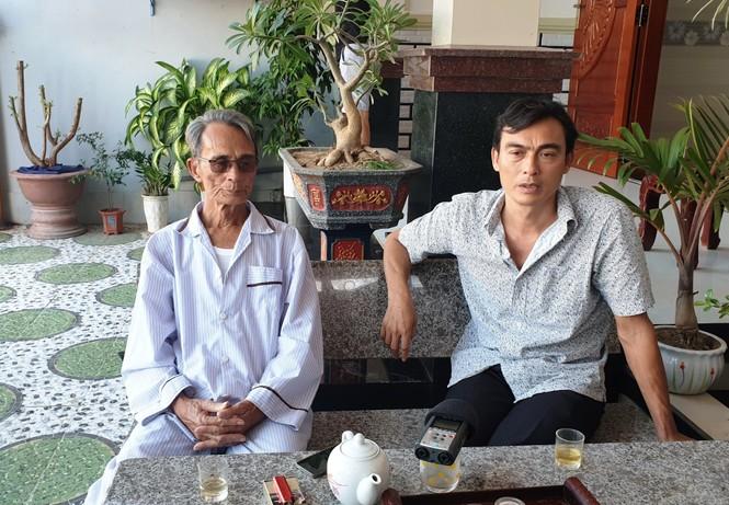 Ba ngư dân sống sót trong vụ chìm tàu ở Bình Định được đưa về quê - ảnh 1