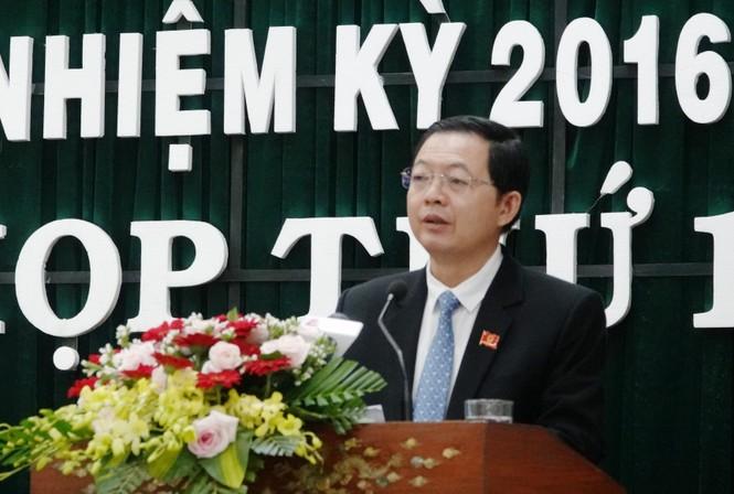 Nguyên Bí thư Trung ương Đoàn làm Chủ tịch tỉnh Bình Định - ảnh 1