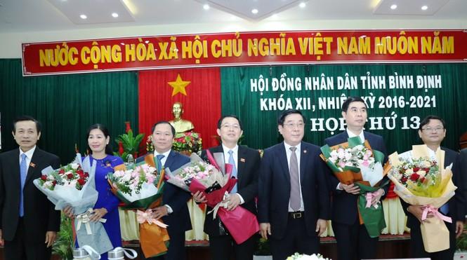 Nguyên Bí thư Trung ương Đoàn làm Chủ tịch tỉnh Bình Định - ảnh 2